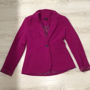Magenta Purple Blazer